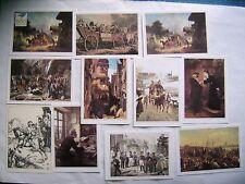 """10 Jubiläums-Postkarten 500 Jahre """"Deutsche Post"""" Serie 2"""