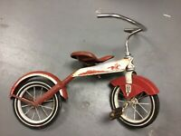 1960's Children's Garton Cowboy Bicycle RARE! Hard to Find!