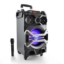 Pyle Wireless Portable PA Speaker Sound System Bluetooth Karaoke PWMA325BT