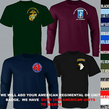 115Th To 315Th Us American Army Navy Air Force Marines Seals Long Sleeve T Shirt