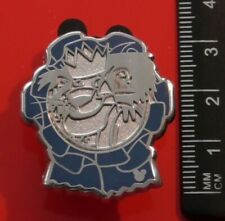 Disney Hidden Mickey Enamel Pin Badge Bedknobs & Broomsticks King Leonidas