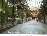 Central Arcade, Newcastle upon Tyne Collectable Postcard