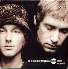 Ocean Colour Scene - It's A Beautiful Thing Card-PS CD