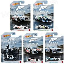 HOT WHEELS XBOX FORZA MOTORSPORT SET OF 5 1:64 LANDROVER, ACURA, SHELBY GT350,