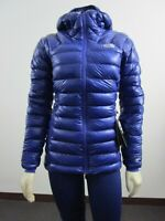 Womens The North Face TNF Summit L3 Down Hoodie Hooded Insulated Jacket - Fiery