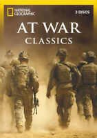 NATIONAL GEOGRAPHIC - AT WAR CLASSICS (DVD)