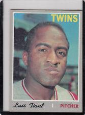 1970 Topps Baseball Card #231 Luis Tiant - Ex-ExMt