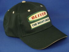 Oliver The Right Green - Tractor Hat - Dark Green / Khaki - Low Crown
