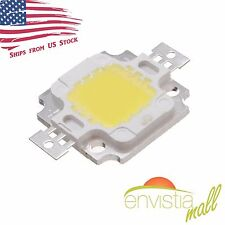 10W Daylight White Bright High Power LED SMD Light Chips Bulb 1X 2X 5X 10X US