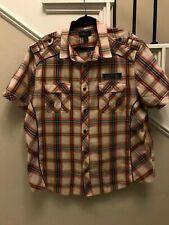 Helex Button Down Shirt XXL
