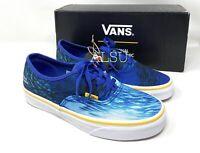 VANS National Geographic Era Ocean Blue Women's Sneakers VN0A2Z5I002