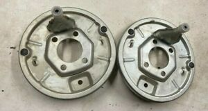 *SET OF 2* BOLT ON BACK PLATES FOR IFOR WILLIAMS TRAILERS -FITS LEFT & RIGHT
