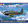 Tamiya 61108 Mitsubishi A6M3/3a Zero Fighter Zeke 1/48