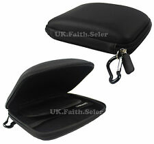 "5"" Sat Nav GPS EVA Hard Case Holder Bag For TOMTOM START 42 52 25, VIA 52 53"