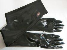 Long Latex Gloves. Shoulder Length. S - L by Honour London