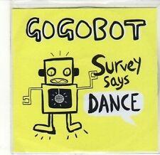 (CA591) Go Go Bot, Survey Says Dance - 2011 DJ CD