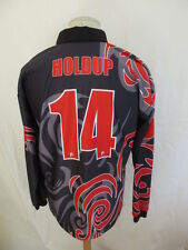 Rare maillot collector de rugby RCT supporters N°14 Hold Up Taille L
