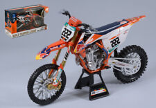 Red Bull KTM 450 Sx-F #222 Tony Cairoli Motocross 1:6 Model 49673 New Ray