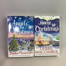 2 Debbie Macomber Christmas Stories Paperback Books Bundle