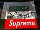Supreme Snow CAMO box logo Sticker pack FW20 100% Authentic Sealed