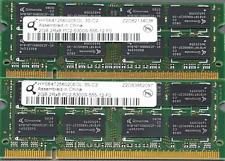 4GB PC2-5300 DDR2-667MHz SODIMM