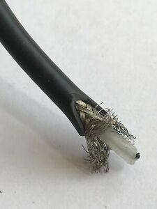 RG58CU coaxial cable 1 core 1 metre £1.75 W2