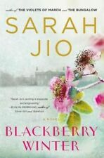 Blackberry Winter, By Jio, Sarah,in Used but Acceptable condition