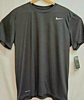 Nike Dri-Fit Anti-Odor Black Tee Men's XL T-Shirt NWT