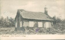 Hindhead Prof tyndall's cottage frith c1904
