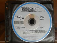 MSDN DISC 3617 JULY 2006 - ENGLISH
