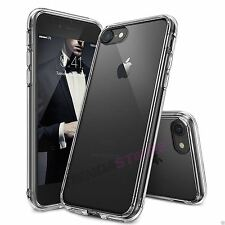 "Funda carcasa para iPhone 7 4.7"" flexible silicona gel TRANSPARENTE"