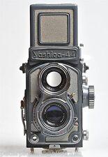 Yashica 44 4x4 127 Twin Lens Reflex TLR Grey/Grey