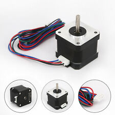 Schritt Motor Bipolar 2A 59Ncm 38mm Body 4-Blei Für Nema17 3D Drucker CNC Neuer