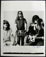 MUDHONEY 1990 ORG Signed CONCERT PHOTOGRAPH Charles Peterson SUB POP Mark Arm #1