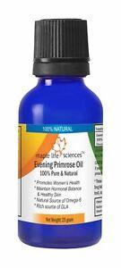Evening Primrose Oil 100% Pure & Natural For Women Health Hormonal Balance