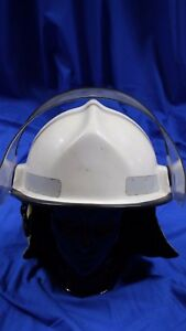Used Fire Fighters Helmet ....Pacific Helmets