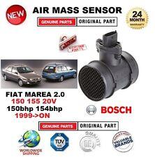 Para Fiat Marea 2.0 150 155 20 V 150bhp 154bhp 1999 > Sensor De Masa De Aire Vivienda 5 Pin