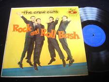 THE CREW CUTS/ROCK AND ROLL BASH/MERCURY/USA PRESS
