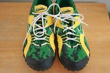 Nike Track and Field Running Shoes Waffle XC Bowerman Men's 7 Green/Yellow