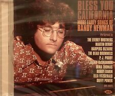 RANDY NEWMAN 'Bless You CA, More Early Songs Of' - ACE