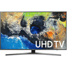 "Samsung UN55MU7000FXZA 54.6"" 4K Ultra HD Smart LED TV (2017 Model)"