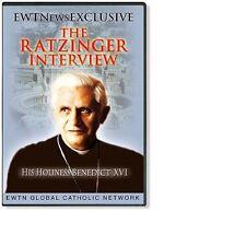 THE RATZINGER INTERVIEWS:EWTN EXCLUSIVE - AN EWTN 1-DISC DVD