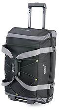 Gelert Black Spring Green Voyager 40 Transit Bag Camping Hiking Walking 40L NEW