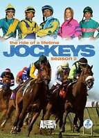 New: JOCKEYS - Season 2 (Animal Planet) 2 DVD SET!