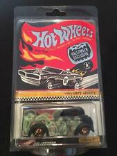 New Halloween HWC RLC Hot Wheels Scary Dairy Delivery  FREE SHIPPIN w/ Protector