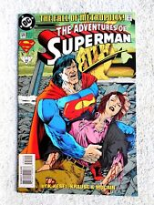 July 1994 The Adventures of Superman #514 NM+ 9.6