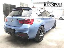 bda247cfbfb BMW 1 Series F20 F21 12-19 Rennessis Carbon Fibre Roof Spoiler UK Next Day