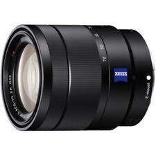 Objetivos normales Sony para cámaras