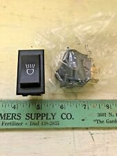 QTY 2 CARLING 374047 ROCKER, TOGGLE, LIGHT SWITCH FOR HYSTER 125-250 VAC