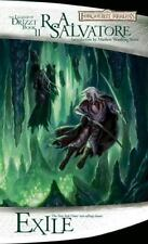 Legend of Drizzt #2/Dark Elf Trilogy #2: Exile by R A Salvatore (Mass Market PB)
